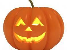 Jak wykonać Halloweenową dynie?