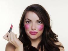 Omijaj makijażowe wpadki