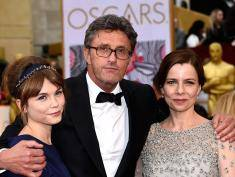 HOLLYWOOD, CA - FEBRUARY 22:  (L-R) Actress Agata Trzebuchowska, filmmaker Pawel Pawlikowski and actress Agata Kuleszaattend the 87th Annual Academy Awards at Hollywood & Highland Center on February 22, 2015 in Hollywood, California.  (Photo by Kevork Djansezian/Getty Images)