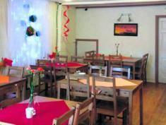 "Restauracja LIGHT BITE: ""Kuchnia to temat – rzeka"""