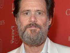 LOS ANGELES, CA - APRIL 18:  Actor Jim Carrey attends the LACMA 50th Anniversary Gala sponsored by Christie's at LACMA on April 18, 2015 in Los Angeles, California.  (Photo by Charley Gallay/Getty Images for LACMA)