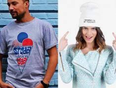 Śmieszne czy żałosne? Teksty z polskich koszulek