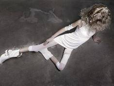 Pro ana, czyli jestem dumną anorektyczką! Szokująca sesja