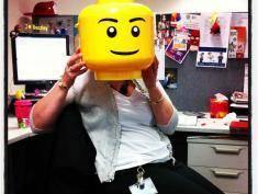 Biblioteka i Lego w Wielkiej Brytanii razem? To dopiero pomysł!