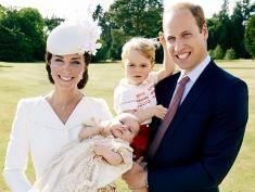 Zobacz oficjalne zdjęcia z chrzcin księżniczki Charlotty!