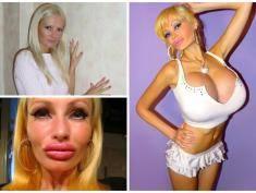 Zobacz, co ta kobieta zrobiła ze swoim ciałem!