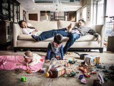 Rodzicielstwo bez ściemy! Prawdziwe zdjęcia z codzienności