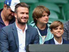 Beckham ma gest! Podarował pewniej rodzinie 100 tys. dolarów