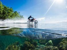 Marzenia nie mają granic! Każdy motocyklista powinien to zobaczyć!