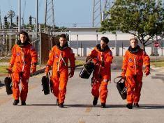 One Direction lecą w kosmos! Mamy nagranie!