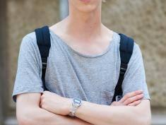 Nowe odkrycie w świecie modelingu – Dominik Sadoch
