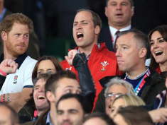 Księżna Kate wychodzi z ukrycia! Pokazała się na meczu rugby