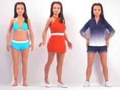 Normalna Barbie ma pryszcze i miesiączkę!