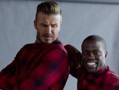 David Beckham w nowej kampanii H&M. Zobacz spot