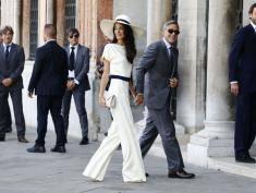 Amal Clooney faktycznie cierpi na anoreksję?!