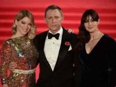 """Premiera """"Spectre"""", nowego Bonda, w Londynie. Księżna Kate i jej odważna kreacja!"""