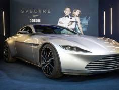 W świecie Jamesa Bonda