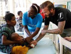 David Beckham: to łamie mi serce!