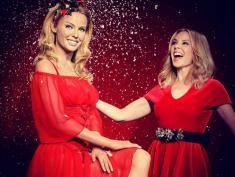 Kylie Minogue opanowała świąteczny rynek!