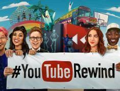 #YouTube Rewind 2015 - ranking najchętniej oglądanych filmów i teledysków!
