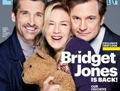 Pierwsza okłada z nową obsadą trzeciej części Bridget Jones!