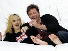 Kate Winslet - trudno o normalniejszą gwiazdę