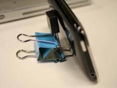 Co można zrobić z biurowym klipsem?