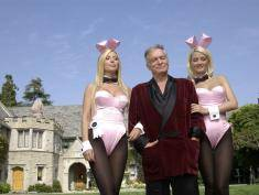 Rezydencja Playboy'a na sprzedaż! Cena za dom Hugh Heffnera jest oszałamiająca