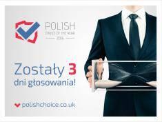 Polish Choice of the Year 2016: ostatnie dni głosowania!
