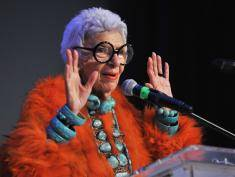 Iris Apfel: królowa mody w niepowtarzalnej reklamie!