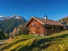 Najpiękniejsze górskie domki świata
