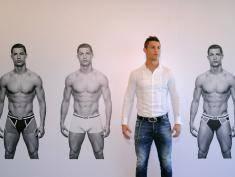 Nieudany podryw boskiego Ronaldo – zobacz film!