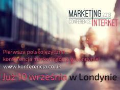 MARKETING+INTERNET CONFERENCE – ZAREZERWUJ BILET JESZCZE DZIŚ!