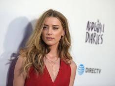 Amber Heard świętuje swój rozwód?