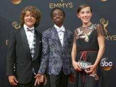 Te dzieciaki zrobiły furorę na rozdaniu nagród Emmy [wideo]