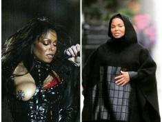 Od topless do hidżabu, zobacz wielką przemianę piosenkarki Janet Jackson!