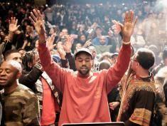 Kanye West często wpada w furię i prześladuje swoje modelki