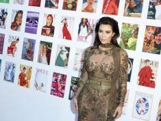Zakneblowana Kim Kardashian - oto nowy pomysł na helloweenowe przebranie