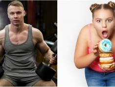 Chodzisz na siłownię? Twoje dziecko może być otyłe