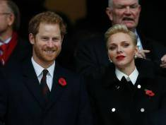 Książe Harry bez ukochanej. Woli księżną Monako?