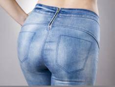 Nie wstydź się swojej dużej pupy! Kobiety z dużymi pośladkami są inteligentniejsze i zdrowsze
