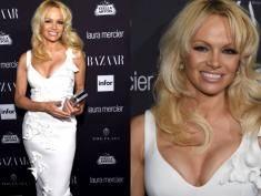 Pamela Anderson: najsłynniejsze piersi lat 90. nadal kuszą!