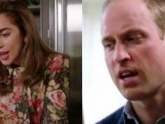 Lady Gaga i Książę William w emocjonalnej rozmowie mówią o swojej chorobie [wideo]