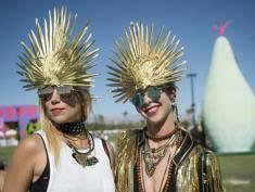Zobacz najbardziej fantazyjne stylizacje z festiwalu w Choachella
