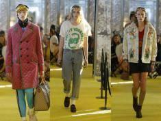 Moda męska od Gucciego. Kto to będzie nosił?