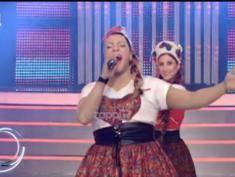 """Piosenkarka Cleo sparodiowana w greckim """"Twoja twarz brzmi znajomo""""! Zobaczcie jak wyszło"""