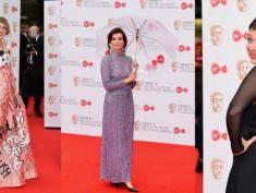Stylizacje rodem z horroru! Zobaczcie najdziwniej ubrane gwiazdy na rozdaniu nagród BAFTA