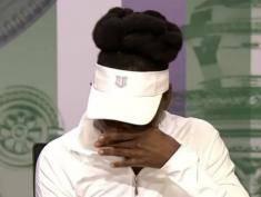 Venus Williams płacze na konferencji prasowej. Dlaczego spowodowała wypadek?