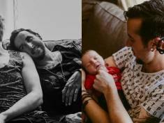 Oto świat XXI wieku! Trans-płciowy mężczyzna urodził dziecko!