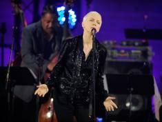 """Annie Lennox o chorej Sinead O'Connor: """"Straszne widzieć ją w takim stanie"""""""